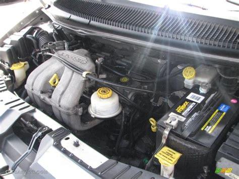 2006 dodge caravan 2 4 engine 2004 dodge caravan se 2 4 liter dohc 16 valve 4 cylinder