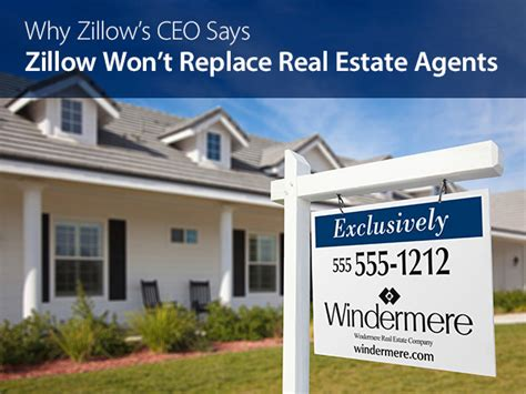 zillow won t replace agents king county real estate and