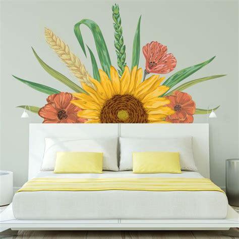 rafelbunol en  habitacion de girasol decoracion de