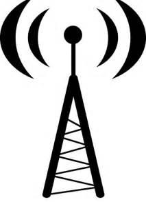 radio tower radio tower cartoon