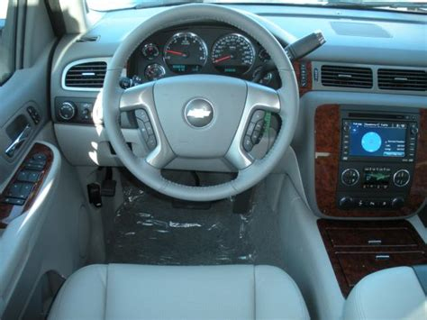 2009 Tahoe Interior by 2009 Chevrolet Tahoe Interior Pictures Cargurus
