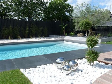 galet decoration jardin 204 best jardin avec piscine images on swimming pools small pools and architecture