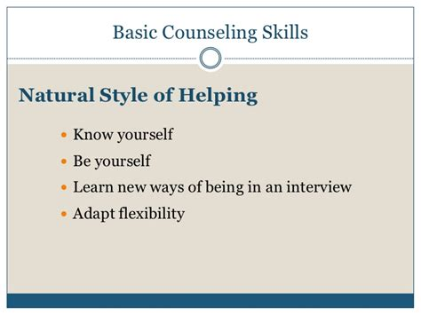 Positive Asset Search In Counseling Counseling Skills For Recruitment Admissions