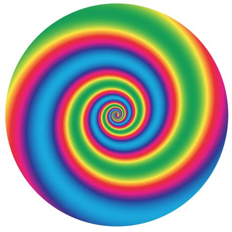 spiral pattern illustrator quick tip create a gradient spiral using a single circle