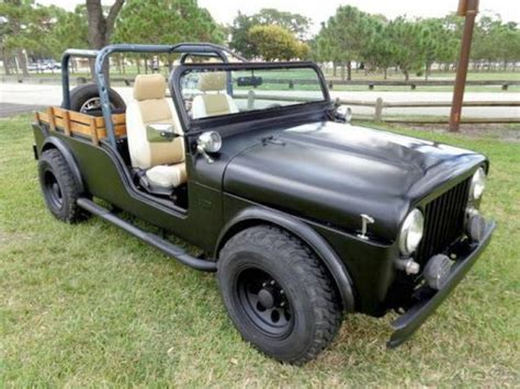 Jeep Replica For 8 900 This 1944 Jeep Replica Is Well I Don T What