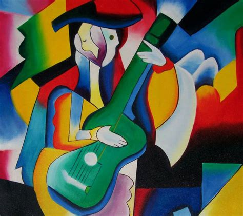 pablo picasso paintings guitar picasso paintings