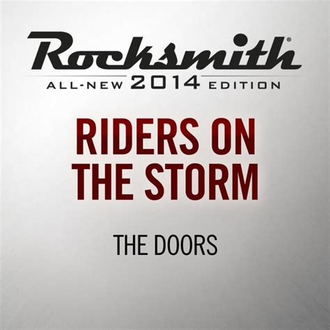 Riders On The By The Doors by Rocksmith All New 2014 Edition The Doors Riders On The