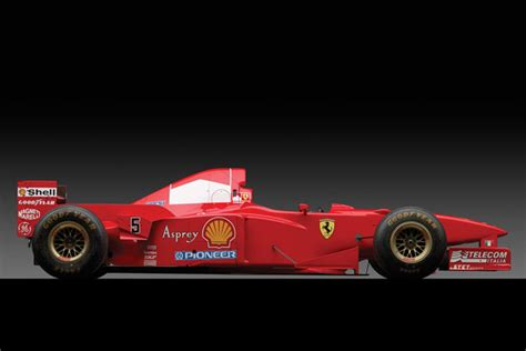 michael schumacher s 1997 ferrari f310 b for sale welcome to tech all