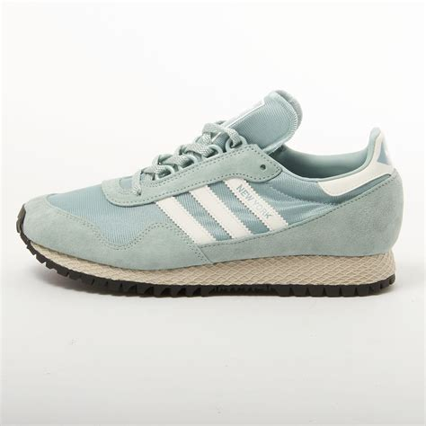 adidas originals adidas new york shoes green bb1190 in green for lyst