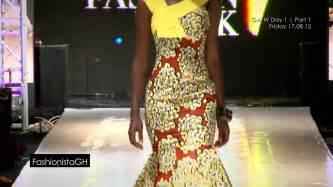 house of eccentric clothing glitz africa fashion week 2012