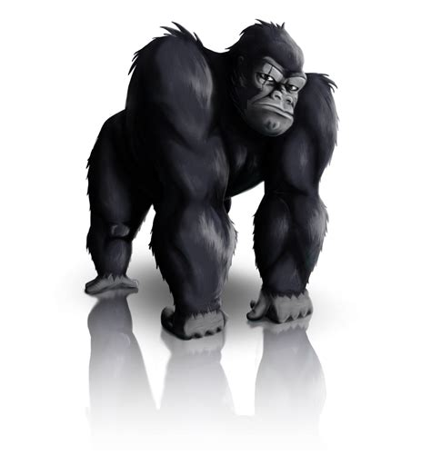 ARKive blog Meet the Survival characters – Eastern gorilla