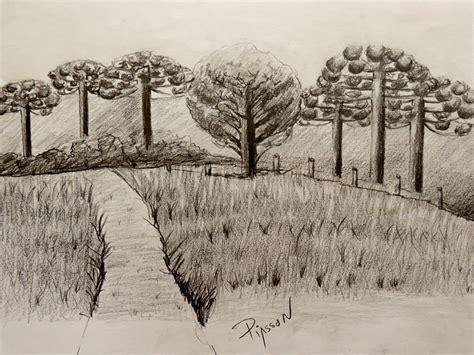 desenho paisagens como desenhar paisagem e vegeta 231 227 o croqui aula the