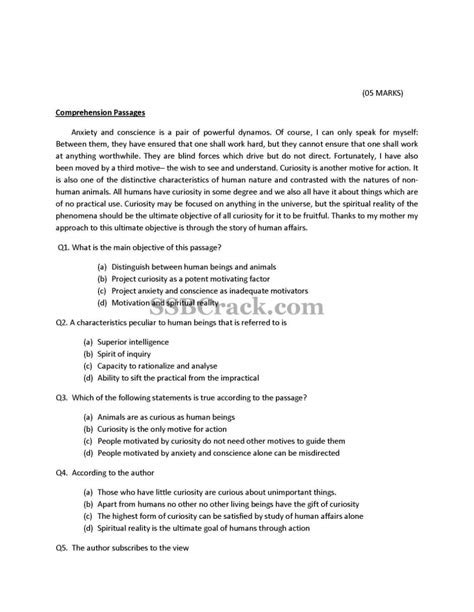 Essay Test Variety Of Topics by Essay Exles Keni Candlecomfortzone