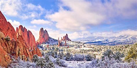 Garden Of The Gods Winter by Winter S Last Breath Garden Of The Gods David Balyeat