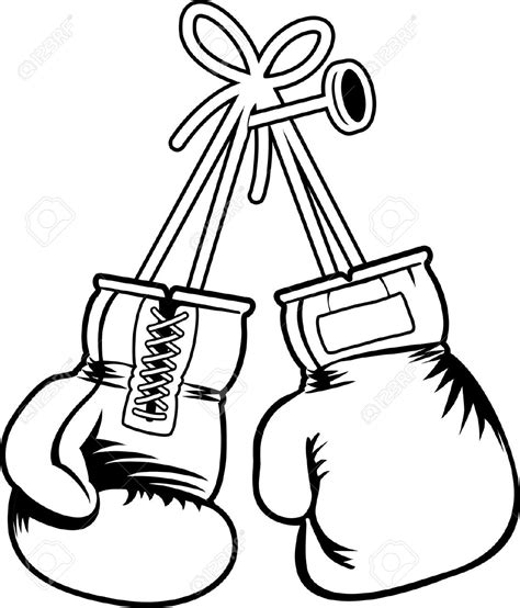 boxing gloves pictures clipart best
