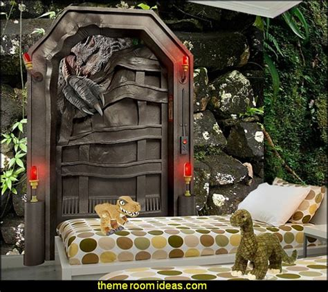 jurassic park bedroom decorating theme bedrooms maries manor dinosaur themed
