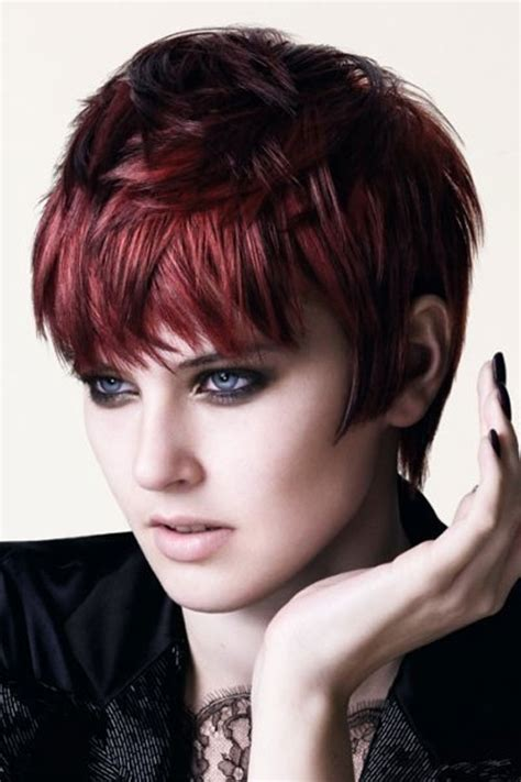 razor cut hairstyles gallery short hairstyles for square faces with razor cut cool