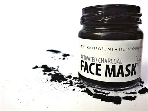 Activated Charcoal Cannabis Detox by Activated Charcoal Mask Detox Mask By Thebeekeepershop