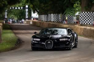 Bugatti Horsepower The 1 500 Horsepower Bugatti Chiron Tear Up Goodwood