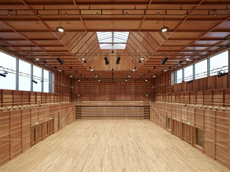 colyer fergusson building wood awards