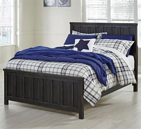 ashley beds signature design by ashley jaysom full panel bed in rub