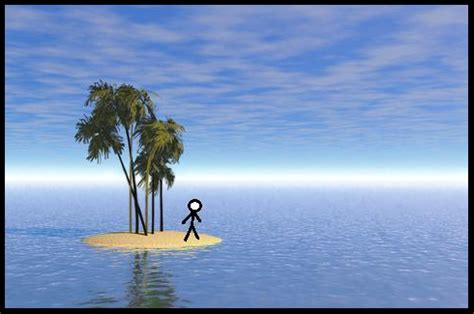 acts apologist blog: what of the man on the island?