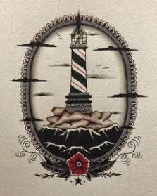 tattoo flash compass and anchor by tausend nadeln on tattoo skatch compass and anchor by tausend nadeln on