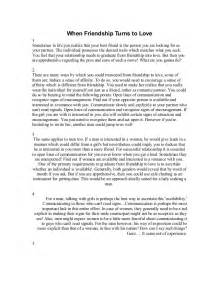 Friendship And Relationship Essay by My Paragraph