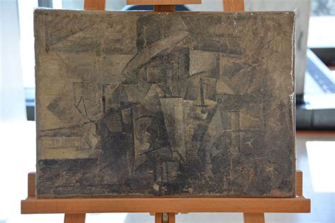 picasso paintings returned u s returns stolen picasso painting to nbc news