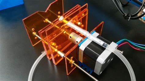 diy stepper motor controller diy syringe using stepper motor