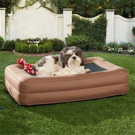 favored air mattress travel bed ideas for pet puppy