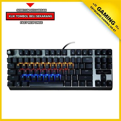 Keyboard Digital Alliance K1 Meca jual keyboard gaming digital alliance k1 meca di lapak
