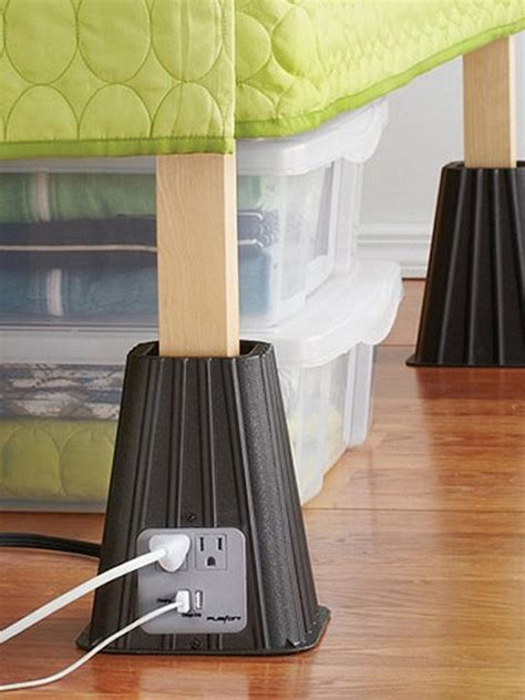bed risers for rooms 18 accessories for a cooler room products hgtv