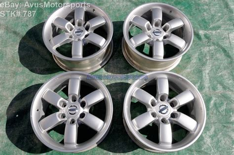 Wheels Nissan Titan 2011 nissan titan pro 4x 18 quot oem factory wheels armada pro