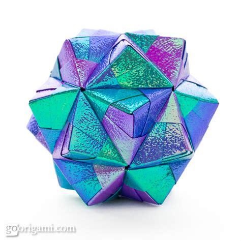 Sonobe Origami - origami sonobe gallery go origami