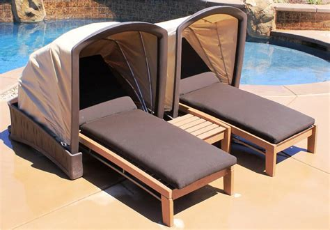 Lounge Chair Canopy by An Outdoor Chaise Lounge Chair Is The Ultimate Form Of