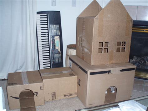 cardboard cat house plans diy cardboard box cat house house and home design