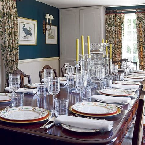 edwardian home decor georgian inspired dining room edwardian country house