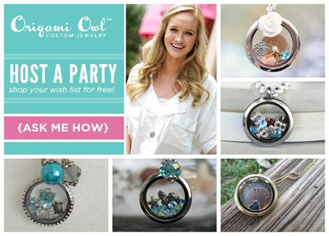 Host An Origami Owl - origami owl living locket design your custom charm locket