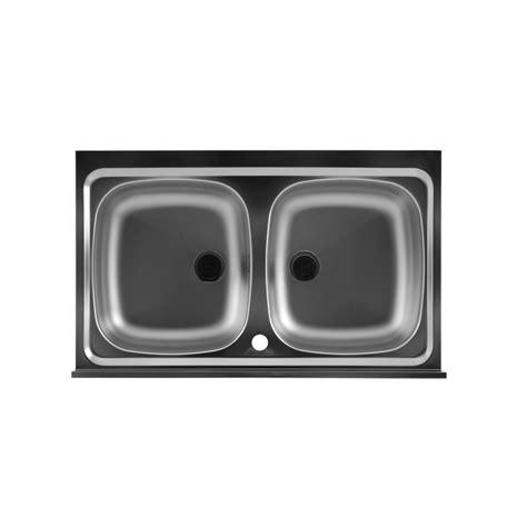 lavello cucina inox lavello inox 90x50 con doppia vasca