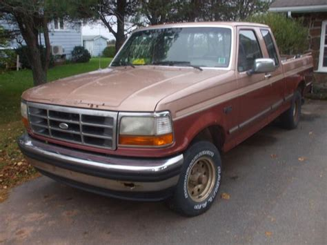 king cab ford f150 1994 ford f150 xlt king cab county pei
