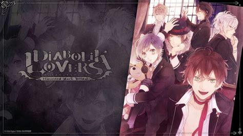 wallpapers anime diabolik lovers diabolik lovers wallpapers wallpaper cave