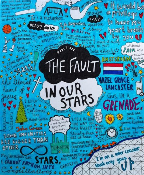 the book with pictures the book review of the fault in our
