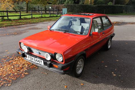 ford fiesta xr mk classic car auctions
