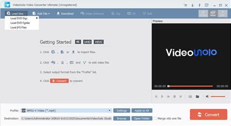 dvd format vs mp4 ifo to mp4 how to convert dvd ifo to mp4 video