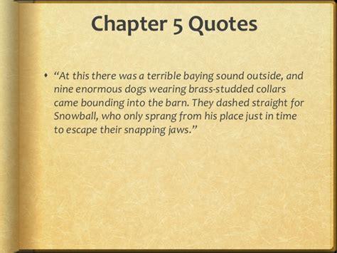 animal farm quotes animal farm chapter quotes