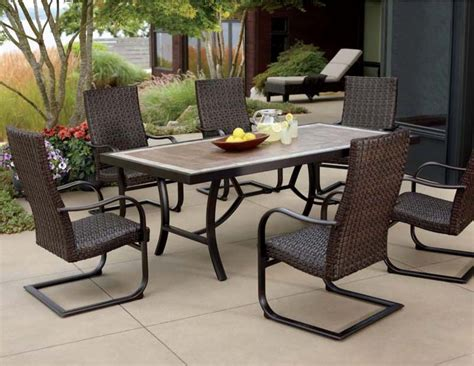 patio furniture dining sets  methods  perk