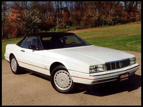 best car repair manuals 1992 cadillac allante windshield wipe control service manual electric and cars manual 1992 cadillac allante windshield wipe control