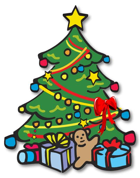 clip art christmas tree tree clip look at clip images clipartlook