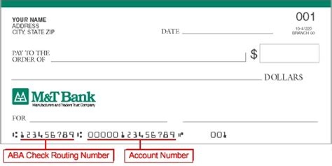 M&T Routing Number and Wiring Instructions | Online Banking M And T Bank Hours